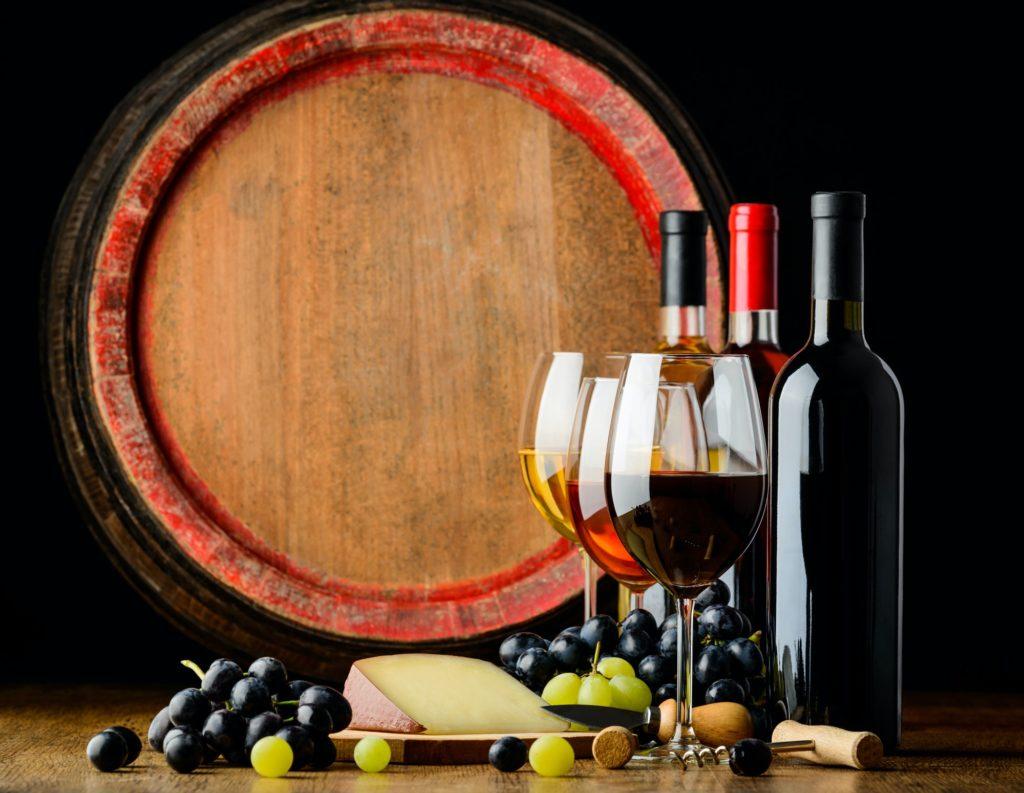 Wine Cellar and Wine